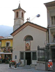 La Cappella di San Rocco Verres
